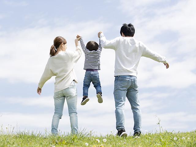 写真:社員だけでなく家族も大切にしています